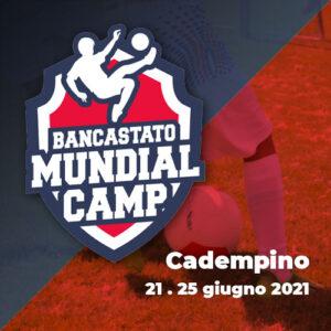 BancaStato Mundial Camp - 01 cadempino