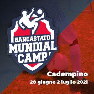 BancaStato Mundial Camp - 02 cadempino