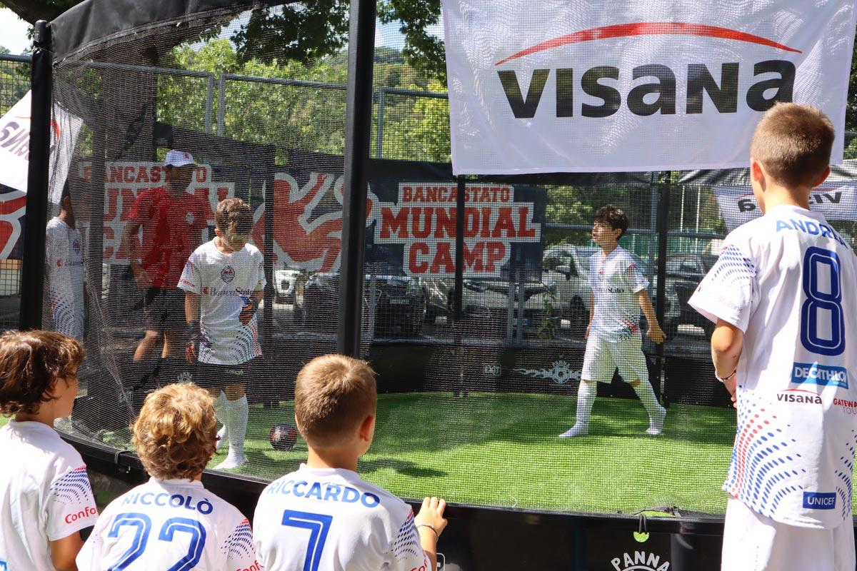 BancaStato Mundial Camp - arena5